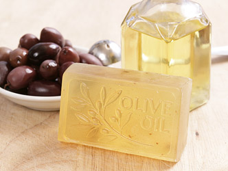 Olive Oil Base Glycerin Soap